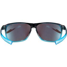 UVEX LGL 33 Pola Glasses black/blue/blue